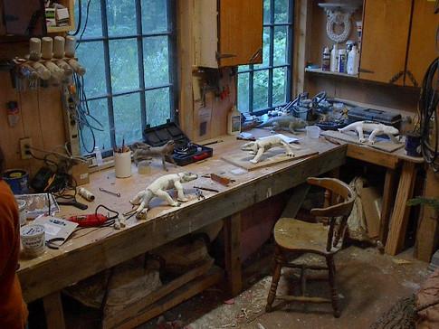 Sculpture General Studio