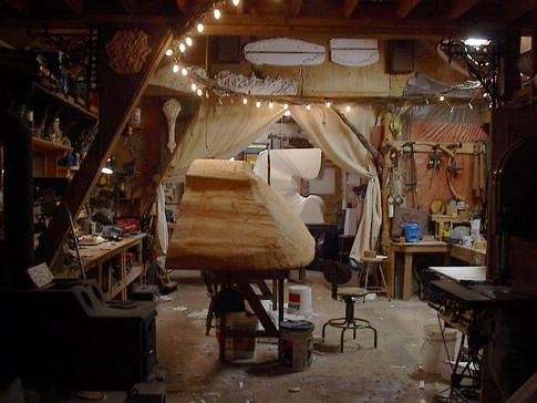 Sculpture and General Studio