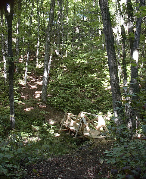 6.5km Forest Hiking Trail