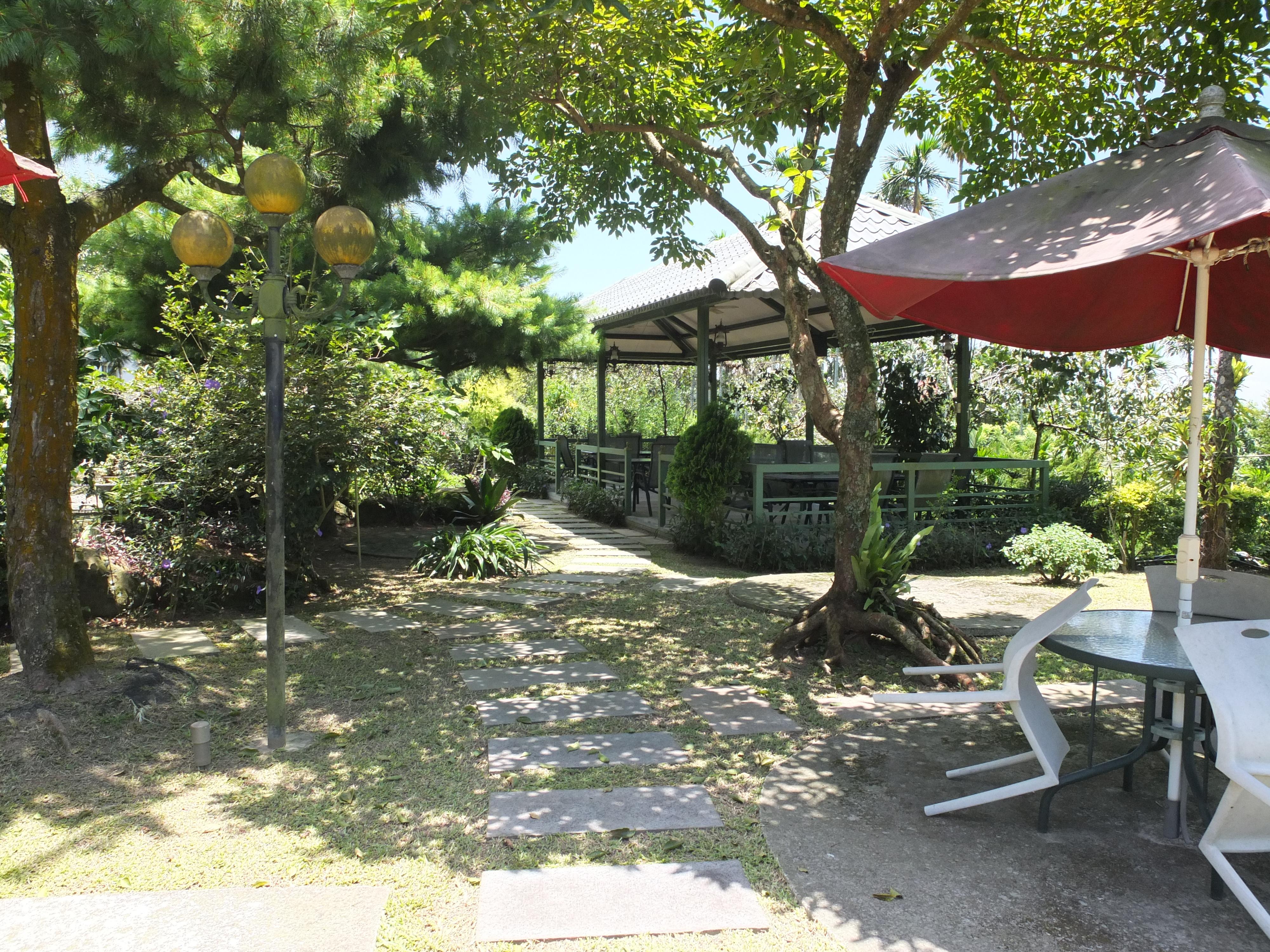 秀嶺日式庭園咖啡 (15)