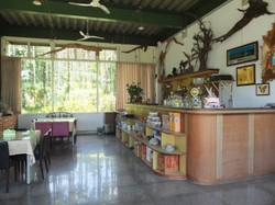 秀嶺日式庭園咖啡 (1)
