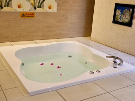 部分房型全新按摩浴缸服務