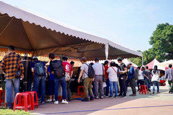 2018 台灣咖啡節 國際烘豆大賽 選手說明會