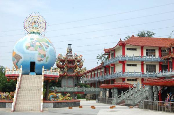 地母廟|Timu Temple
