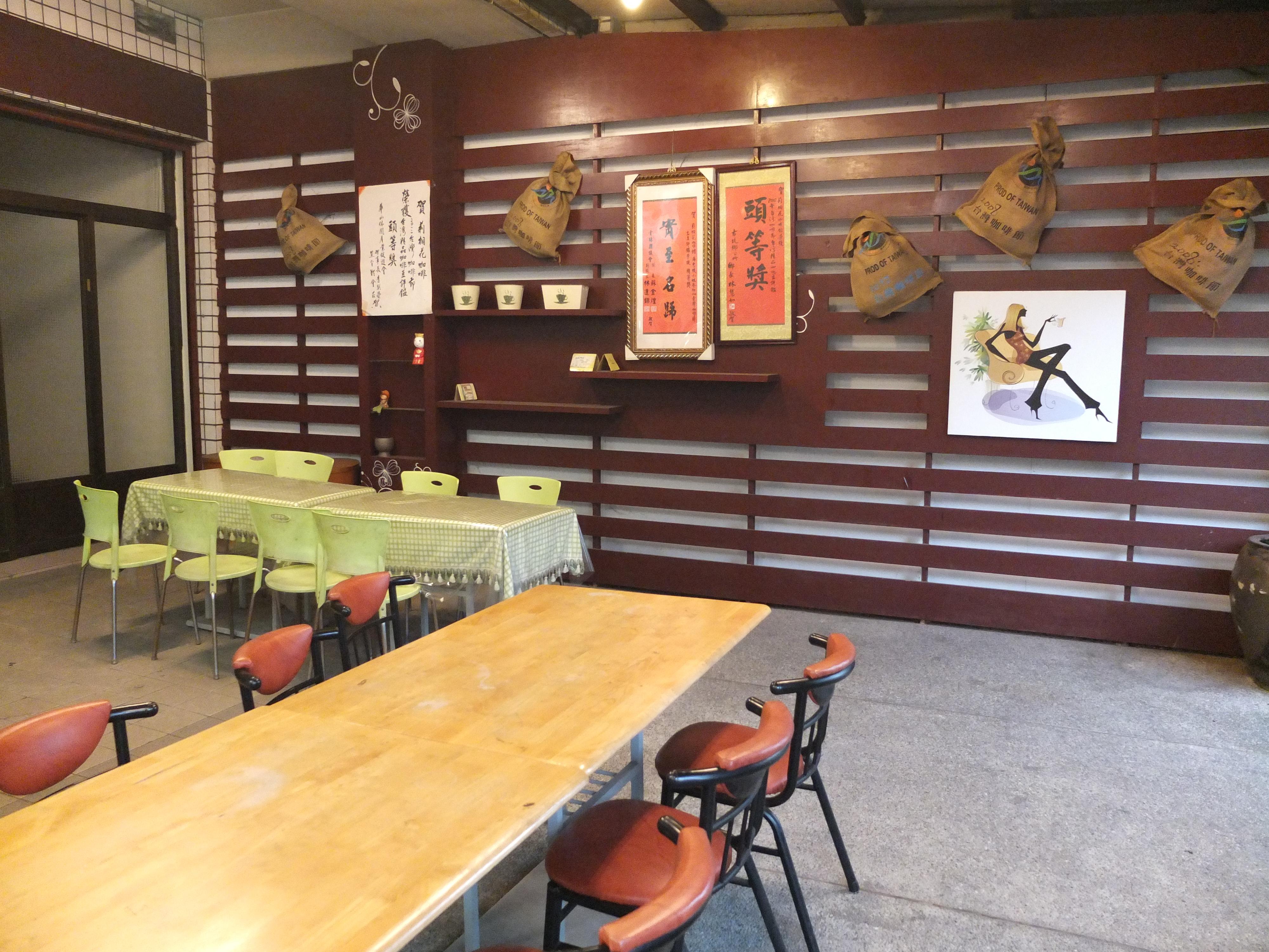 莿桐花咖啡館 (2)