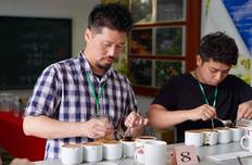 2018 台灣咖啡節 烘豆大賽 決賽杯測