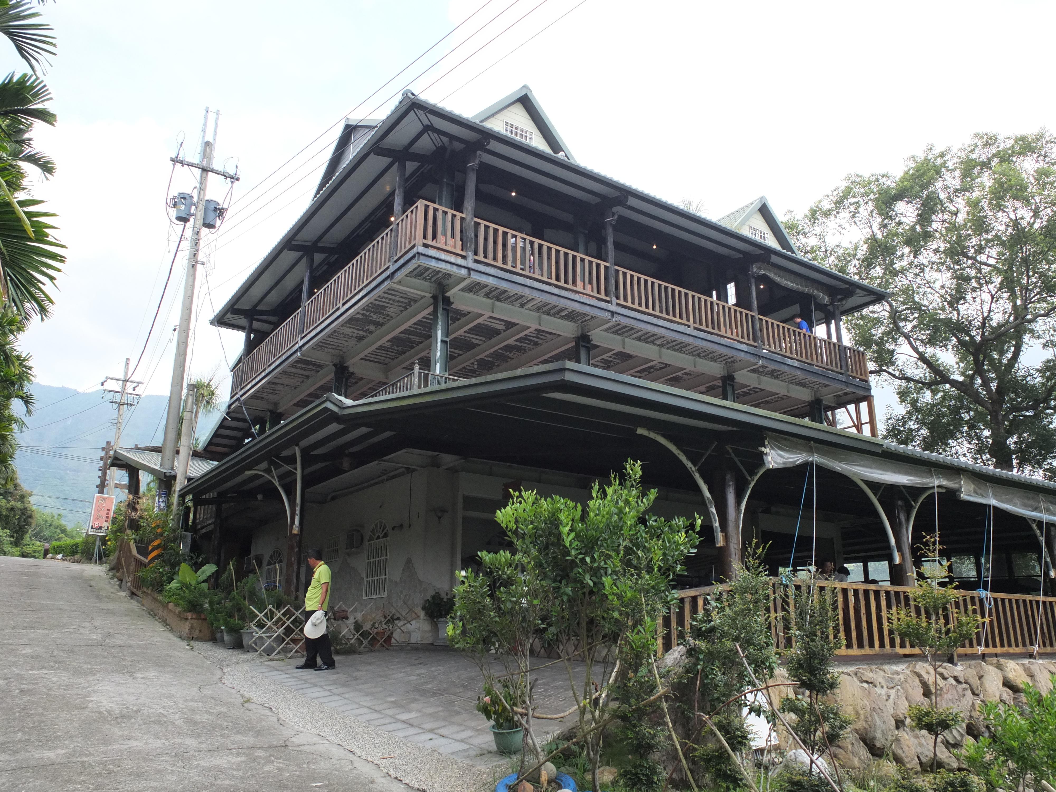 阿比加庭園咖啡館 (3)