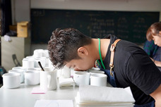 2018 台灣咖啡節 烘豆大賽 初賽杯測