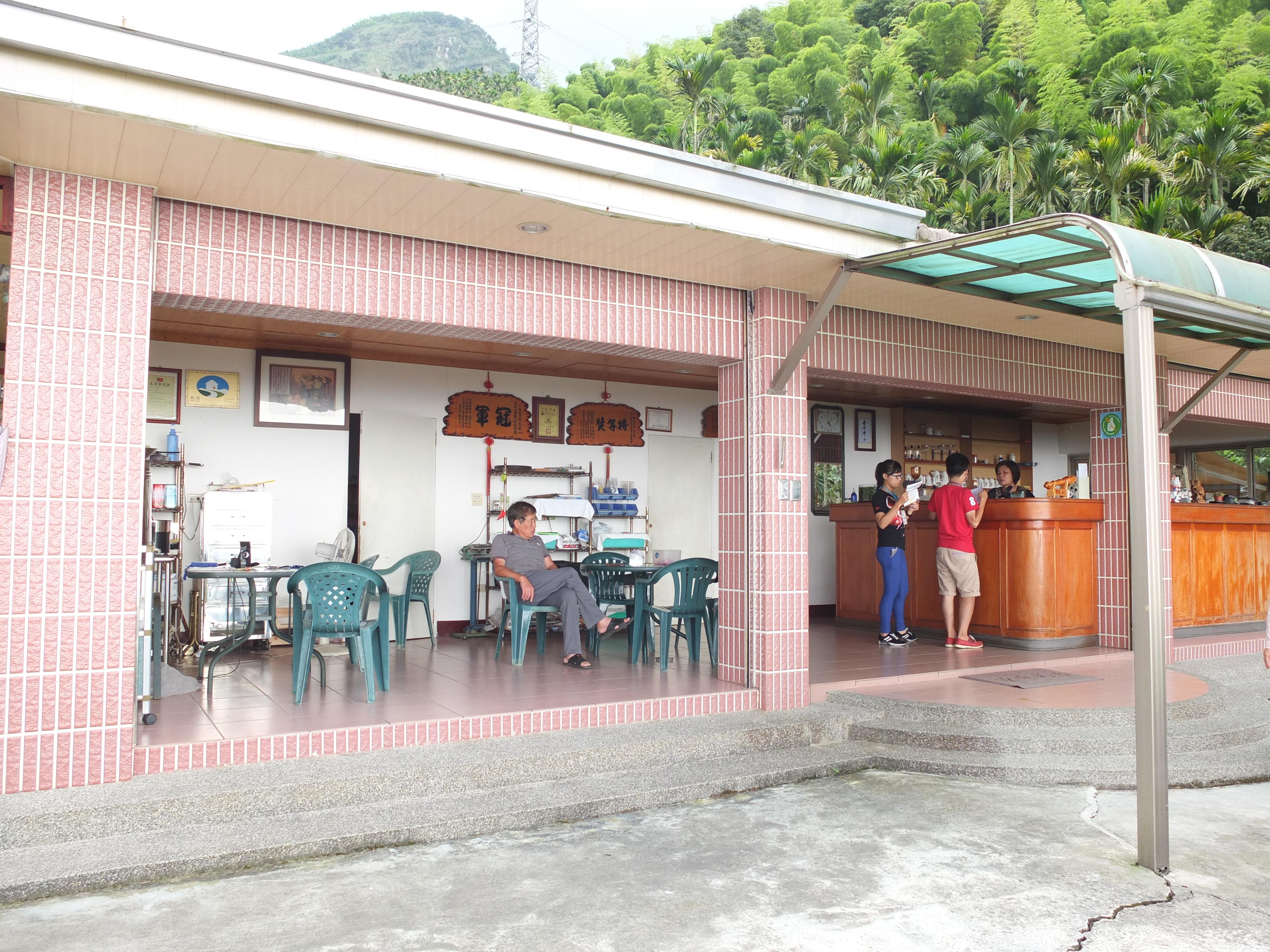 茗鎮咖啡民宿 (3)