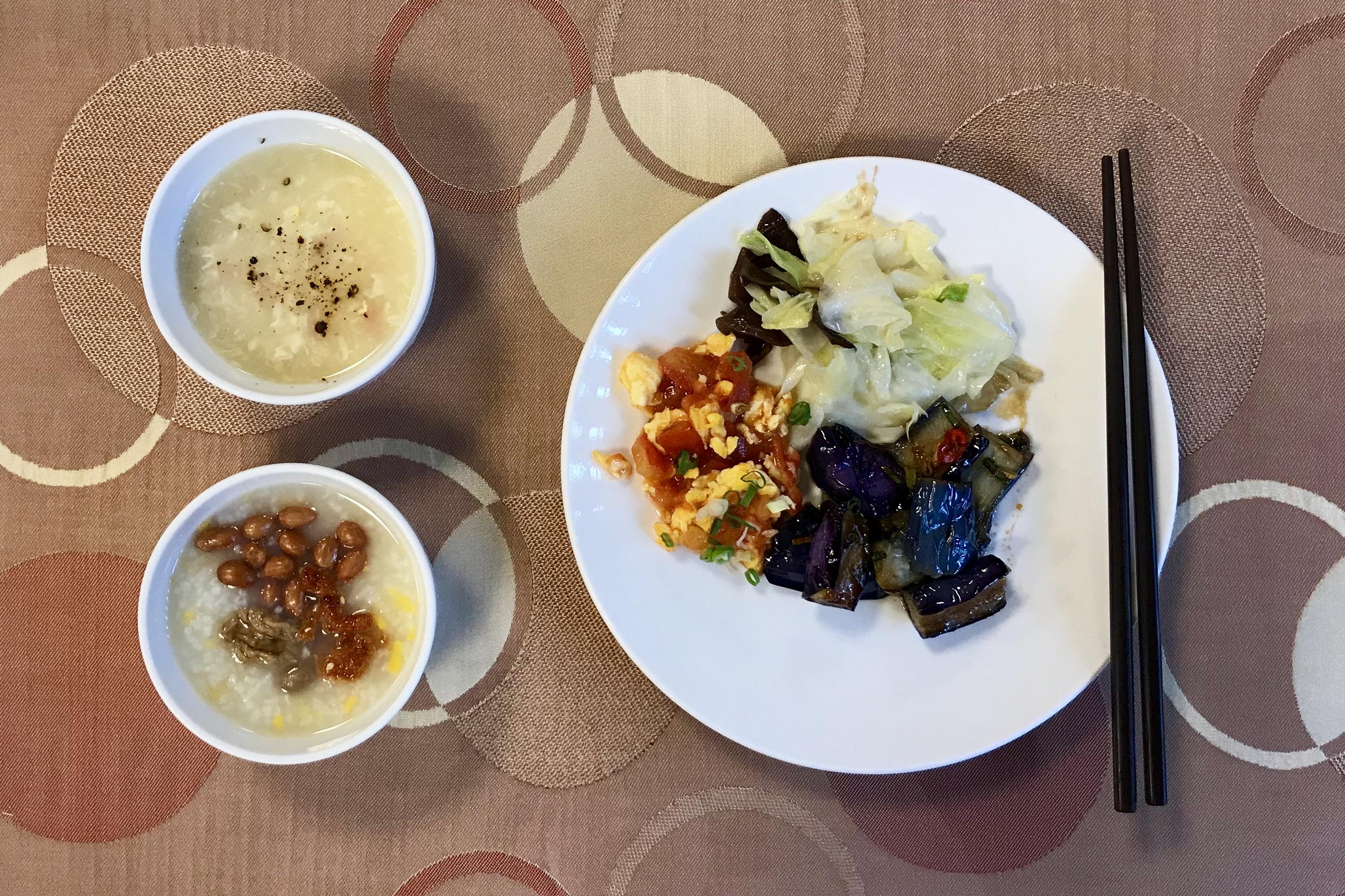 海悅晨間早餐