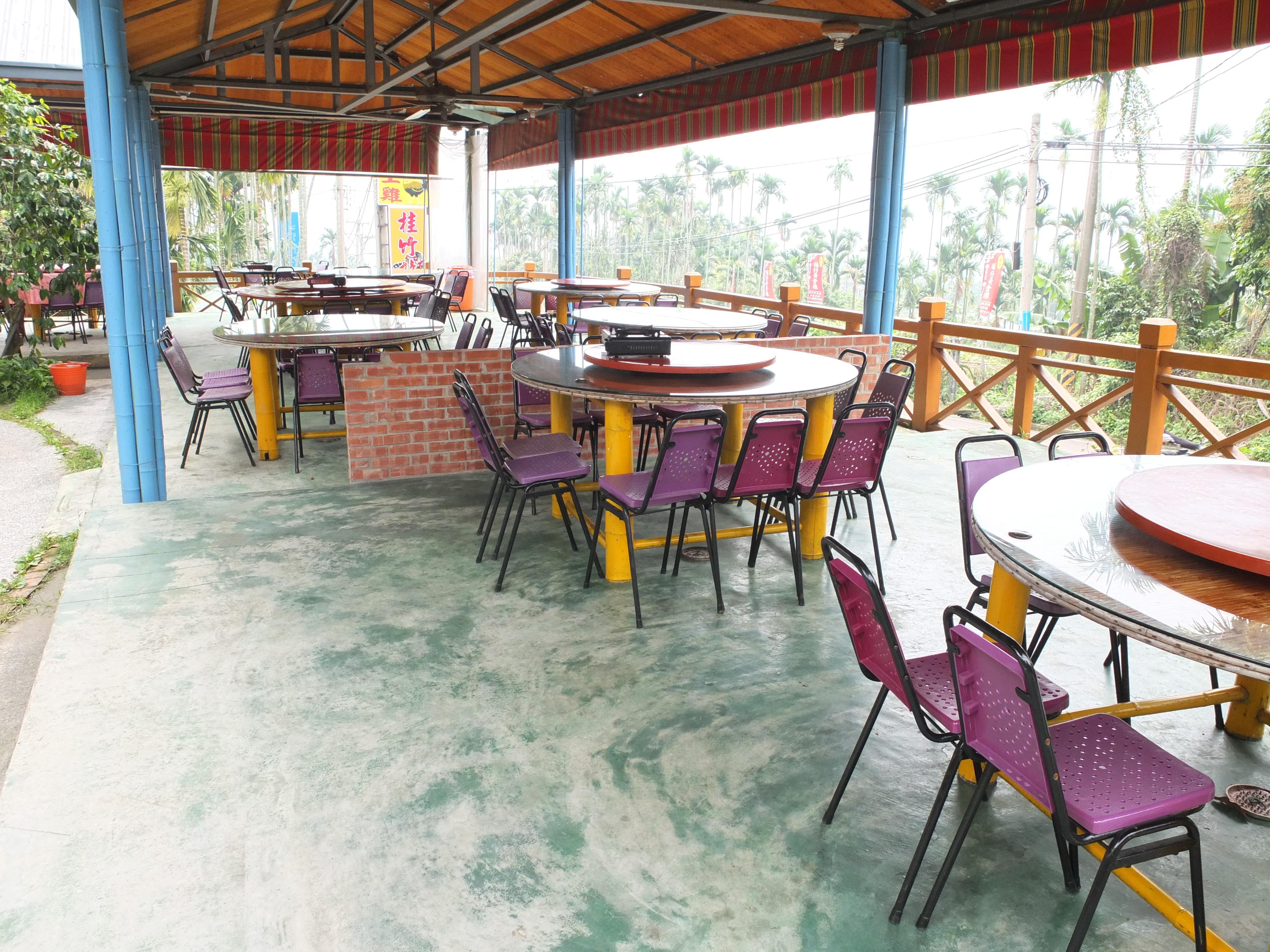 桂竹林休閒餐廳  (5)