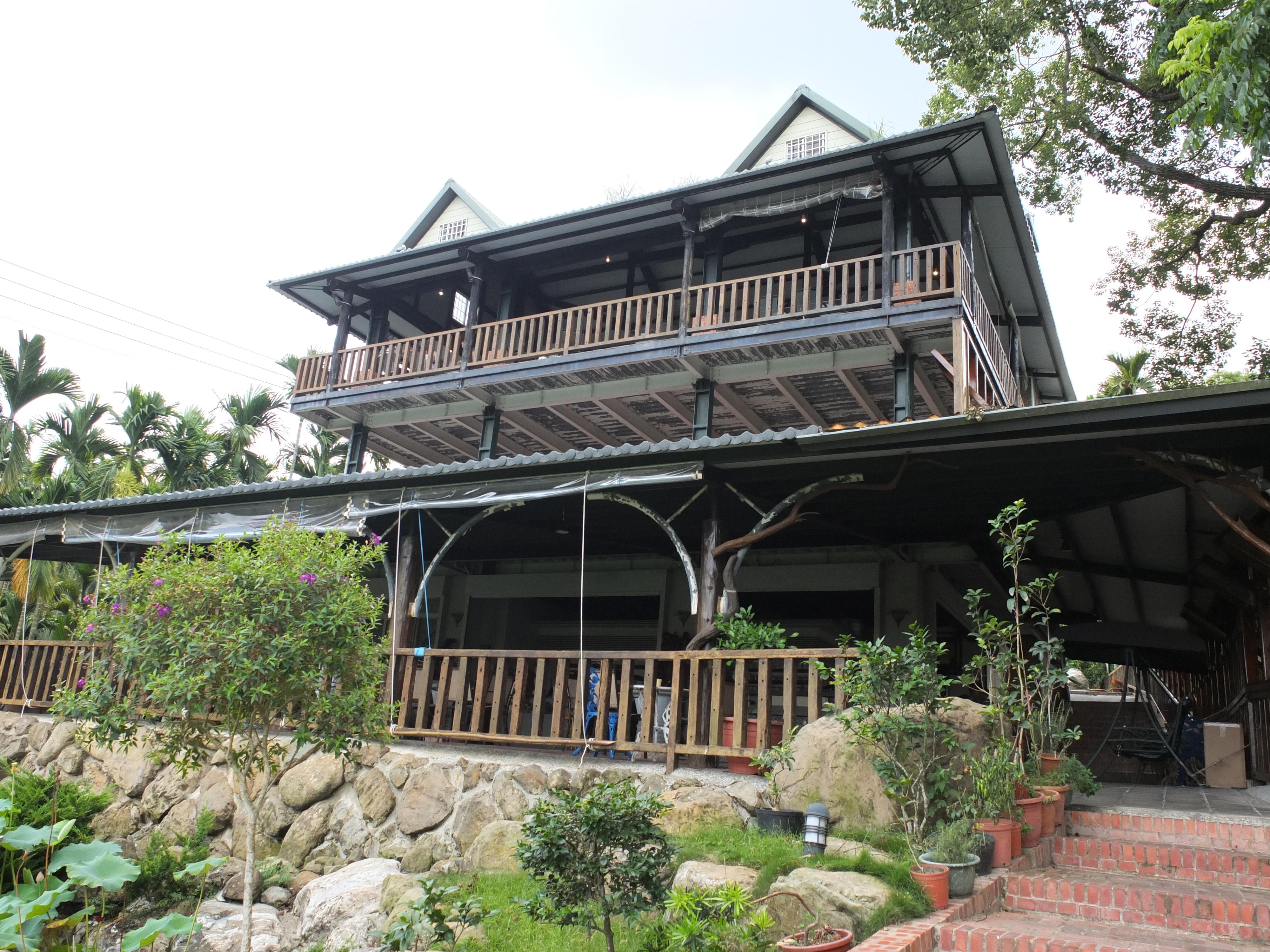 阿比加庭園咖啡館 (2)