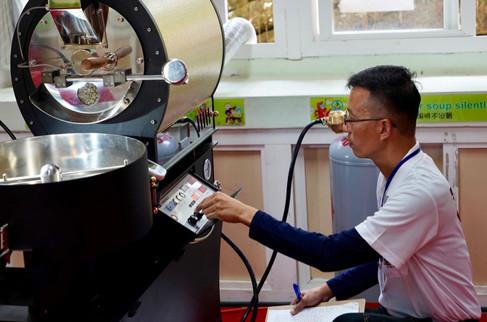 2018 台灣咖啡節|國際烘豆大賽