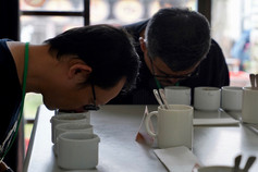 2018 台灣咖啡節|烘豆大賽|決賽杯測