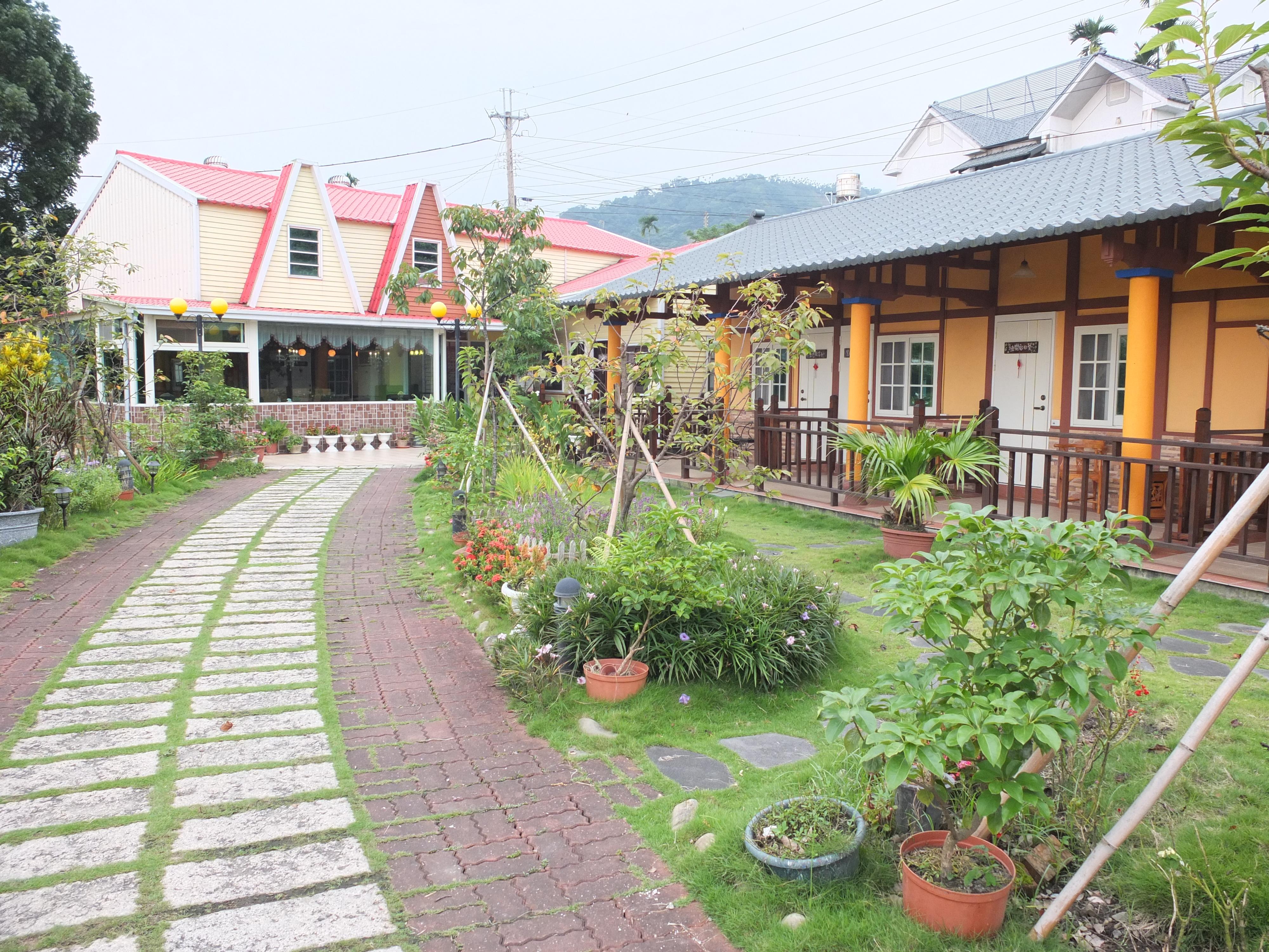 桂林香波咖啡城堡(4)