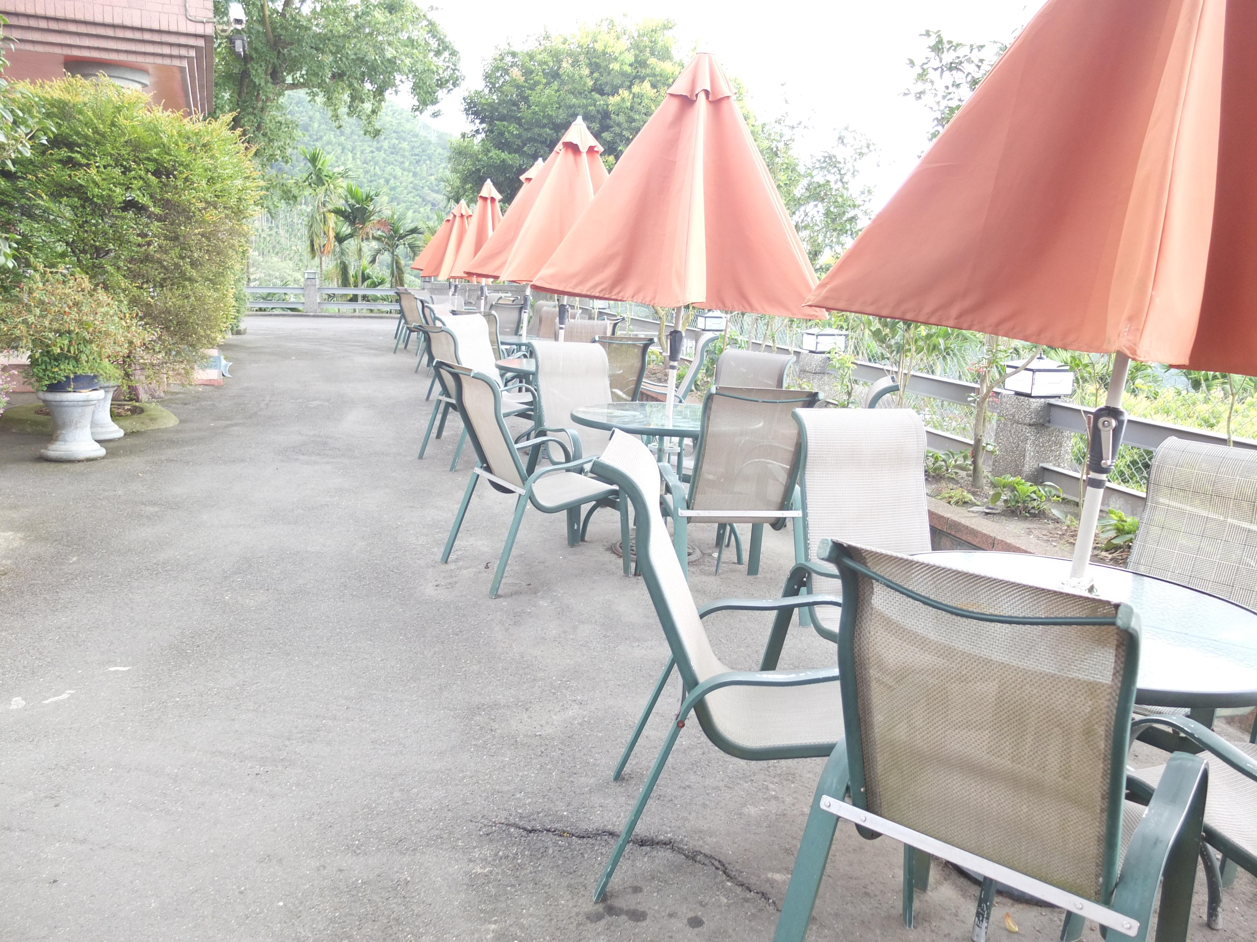 仙地咖啡-室外座位