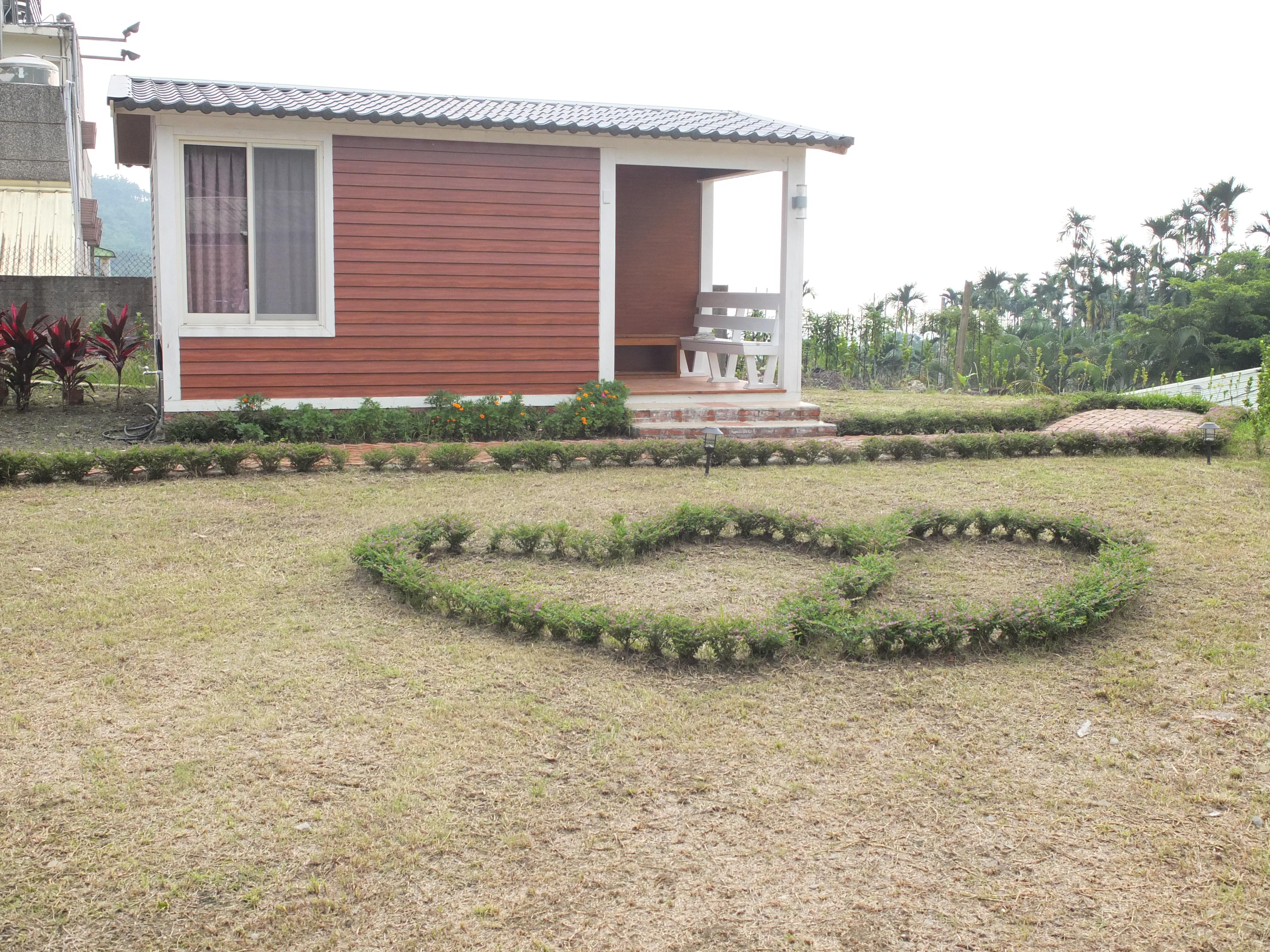 賞星月目花園渡假小屋 (7)