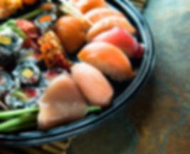 Суши Platter