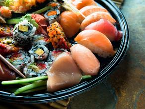 ¿ Que hay detrás del Sushi ?