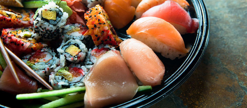 Why sushi is so easy to love