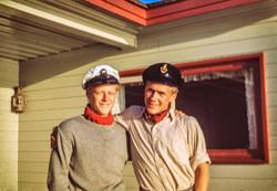 Summerphoto Gjert og Arne Wilhelmsen
