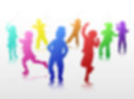 silhouettes-d-enfants-de-danse-48578403[