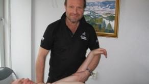 Privatpraktiserende Fysioterapeut på Drammen Fysioterapi.
