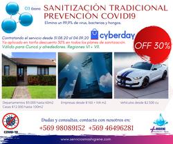 Sanitizacion Tradicional Cyber