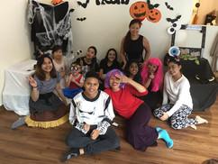 Halloween- Staff