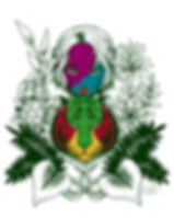 ヤマダサラ イラストレーター 人物 イラスト 動物 植物