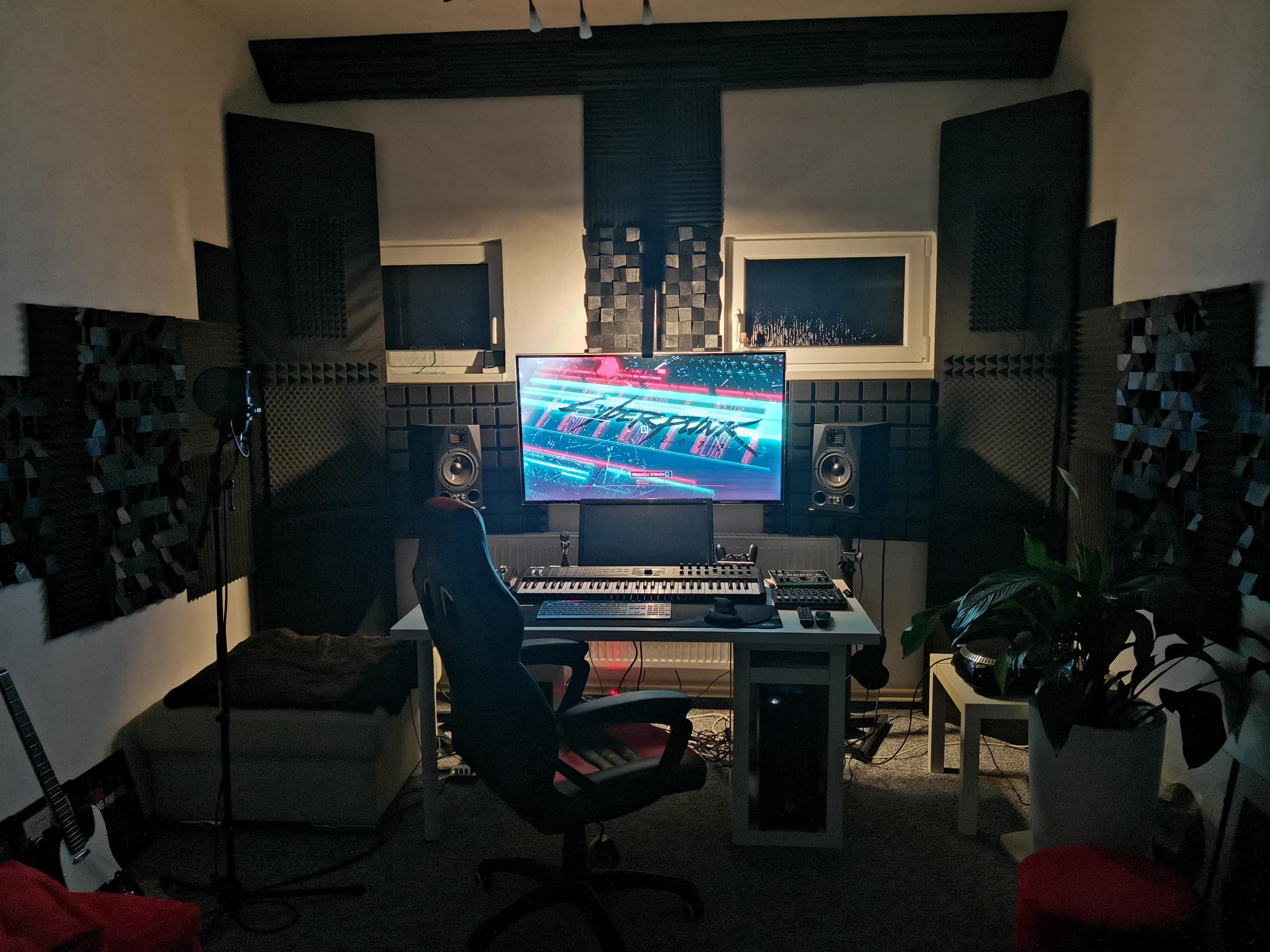 Kurzy hudební produkce
