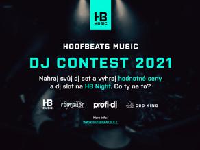 HOOFBEATS MUSIC DJ CONTEST 2021