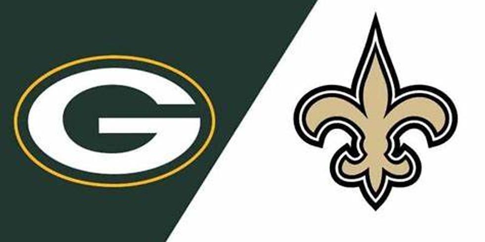 Packer vs Saints Game