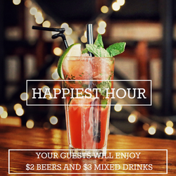 The Happiest Hour Of All