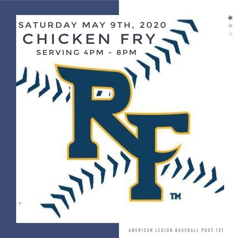 Legion Baseball Chicken Fry - Cancelled