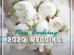 2020 weddings