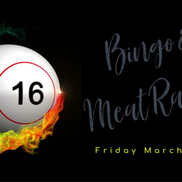 Bingo & Meat Raffles