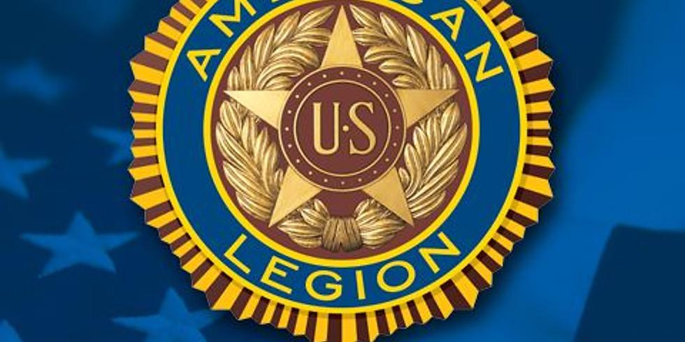 Legion Meeting & Meal