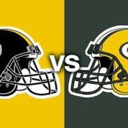 Packer vs Steelers