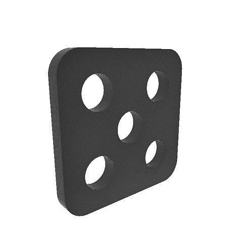 Block Plate 2T