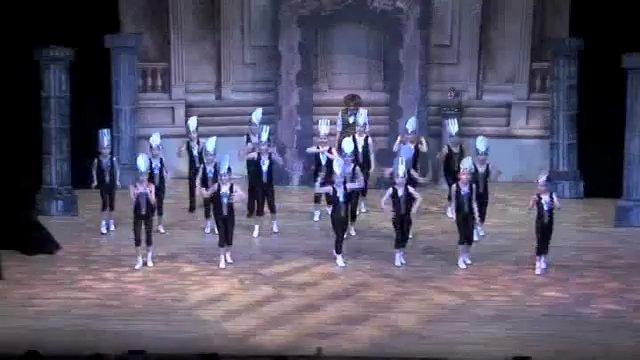 2009 Jane Mackinnon School of Dance Show