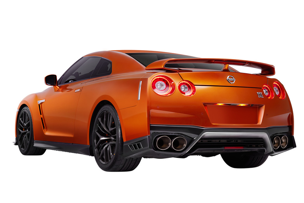 GTR汽車廣告