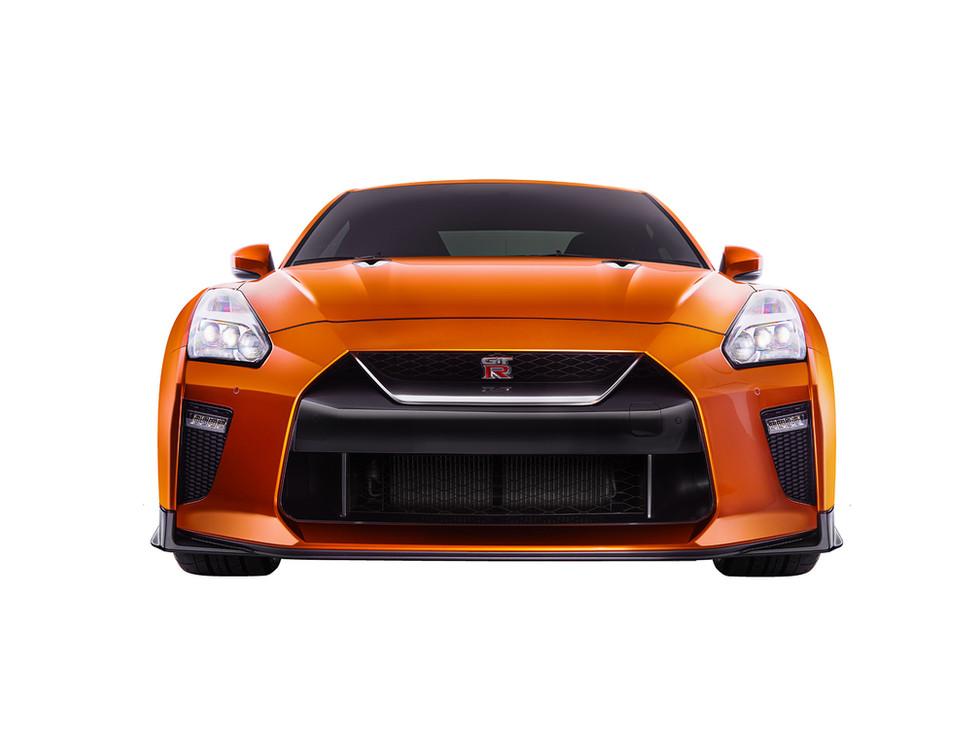 GTR汽車廣告拍攝