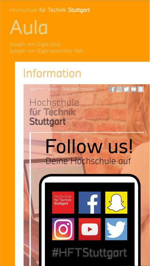 iSign Digital Signage Software für Hochschulen