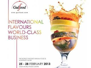 Gulfood 2013 in Dubai