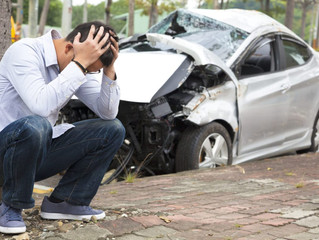 I was in an accident. Can my spouse take part of my personal injury suit award?