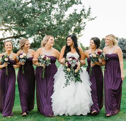 #bridestribe 🌿 _Who do you have standin