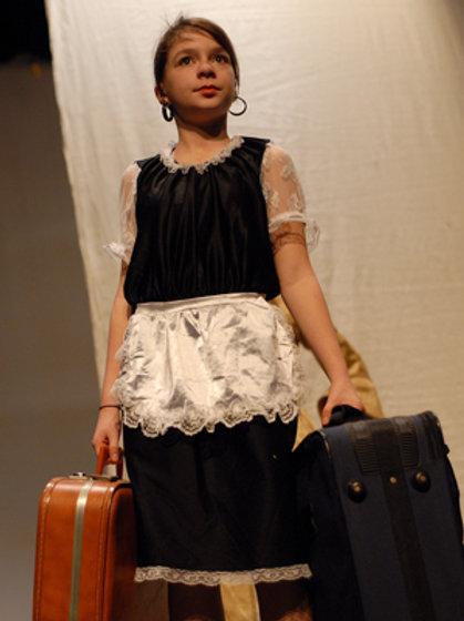 Les valises de madame