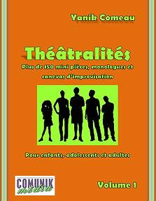 Courtes pièces, mini-pièces, monologues et canevas d'improvisation
