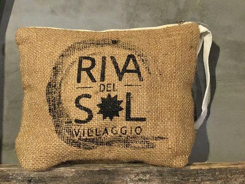 Riva del sol clutch bag
